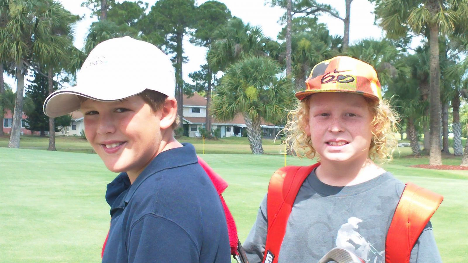 Junior golf in New Smyrna Beach